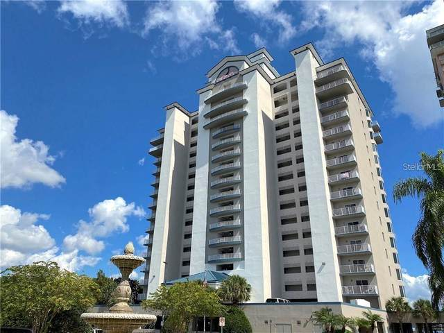 13415 Blue Heron Beach Drive B1/U509, Orlando, FL 32821 (MLS #S5042287) :: Delgado Home Team at Keller Williams