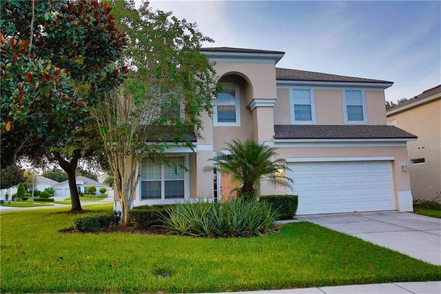 7771 Tosteth Street, Kissimmee, FL 34747 (MLS #S5042396) :: Bridge Realty Group