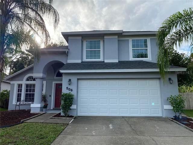506 Fitzwilliam Way, Orlando, FL 32828 (MLS #S5042605) :: GO Realty
