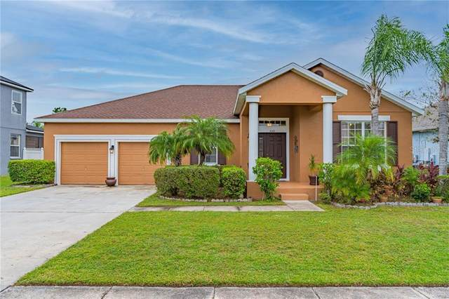 3061 Palermo Rose Way, Kissimmee, FL 34746 (MLS #S5042678) :: Key Classic Realty