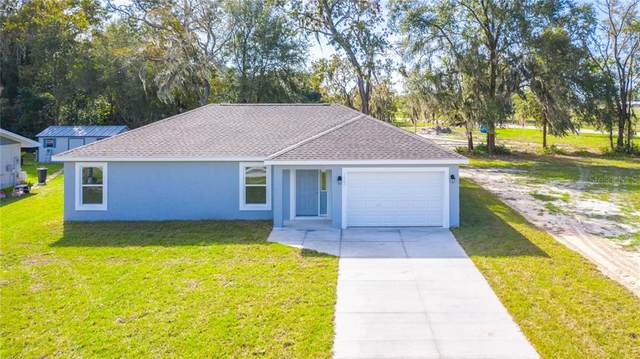 1307 County Road 463, Lake Panasoffkee, FL 33538 (MLS #S5042763) :: Griffin Group