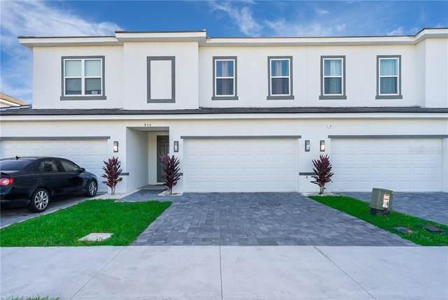 954 Centaury Drive, Poinciana, FL 34759 (MLS #S5043005) :: Armel Real Estate