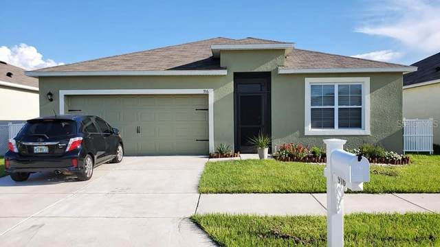 916 Waterville Drive, Auburndale, FL 33823 (MLS #S5043021) :: Florida Real Estate Sellers at Keller Williams Realty