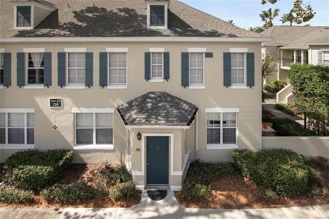 720 Siena Palm Drive #202, Celebration, FL 34747 (MLS #S5043177) :: Bustamante Real Estate