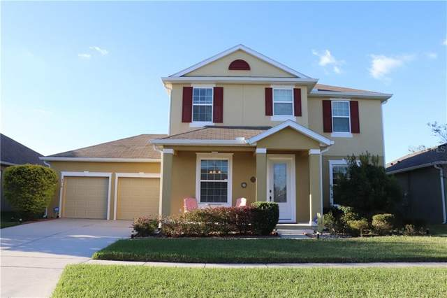 3216 Olivia Breeze Drive, Kissimmee, FL 34746 (MLS #S5043213) :: Griffin Group
