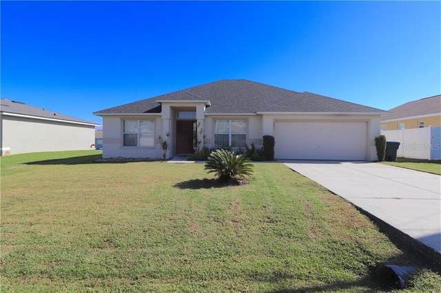 1721 Pompano Drive, Poinciana, FL 34759 (MLS #S5043229) :: Florida Real Estate Sellers at Keller Williams Realty