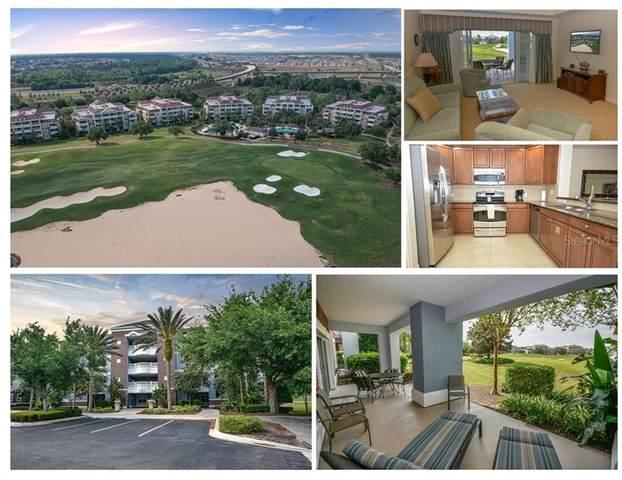 1100 Sunset View Circle #102, Reunion, FL 34747 (MLS #S5043230) :: RE/MAX Premier Properties