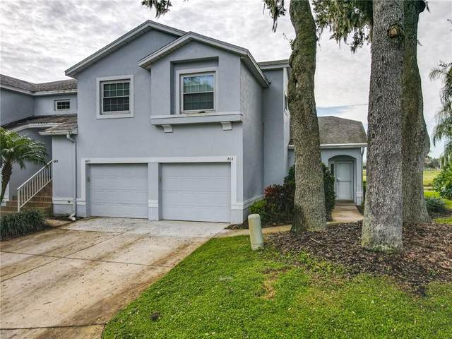403 Eagle Ridge Drive #403, Davenport, FL 33837 (MLS #S5043276) :: GO Realty