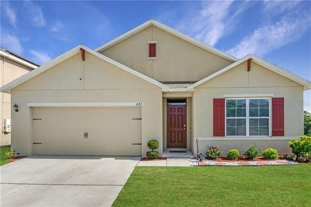 267 Nova Drive, Davenport, FL 33837 (MLS #S5043280) :: Gate Arty & the Group - Keller Williams Realty Smart