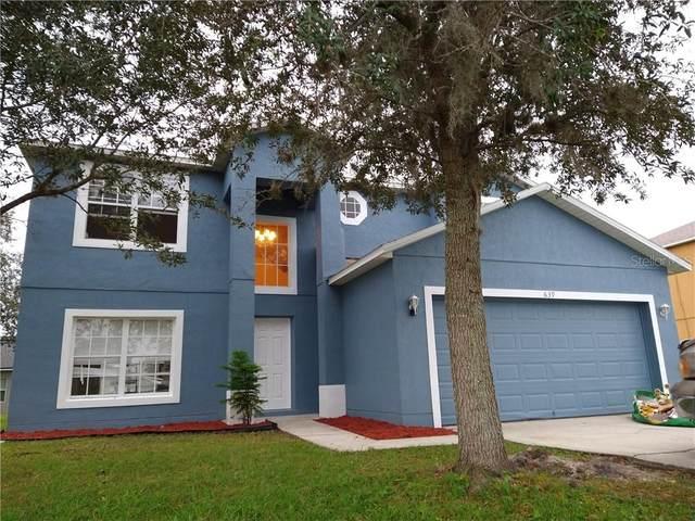 639 Linnet Court, Poinciana, FL 34759 (MLS #S5043295) :: Delgado Home Team at Keller Williams
