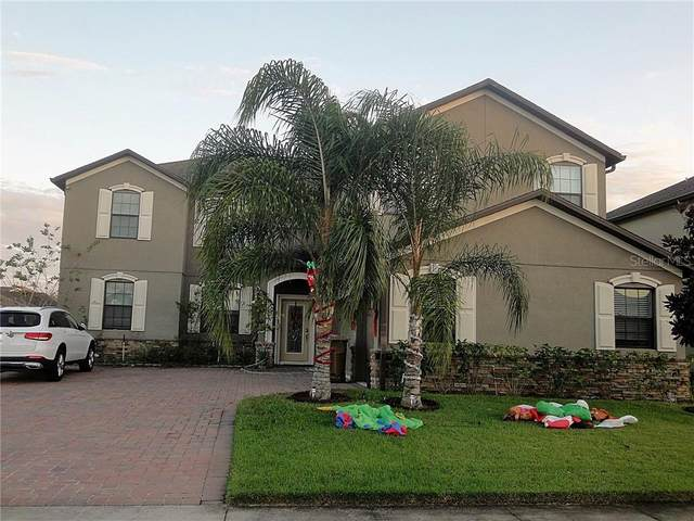 2897 Spring Breeze Way, Kissimmee, FL 34744 (MLS #S5043399) :: Griffin Group