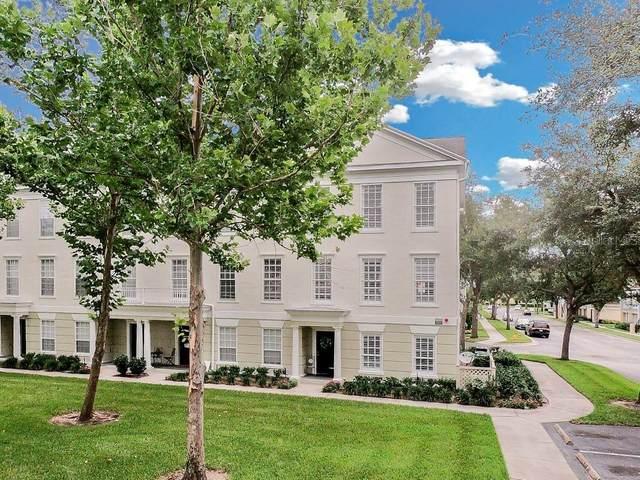 241 Goldenrain Drive #241, Celebration, FL 34747 (MLS #S5043417) :: Team Borham at Keller Williams Realty