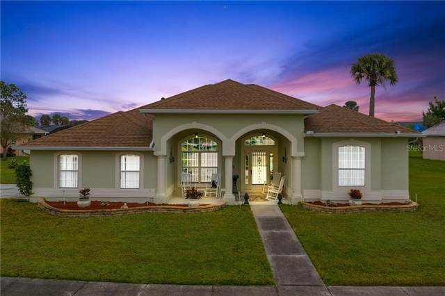 2241 Tournament Court, Kissimmee, FL 34746 (MLS #S5043450) :: Homepride Realty Services