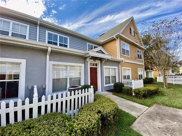 2605 Gala Road S #106, Kissimmee, FL 34746 (MLS #S5043480) :: Bustamante Real Estate
