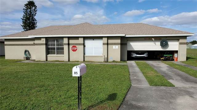 85 Alameda Drive, Kissimmee, FL 34743 (MLS #S5043511) :: Griffin Group