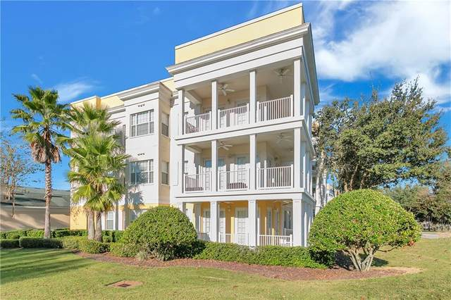 7509 Mourning Dove Circle #202, Reunion, FL 34747 (MLS #S5043809) :: Realty One Group Skyline / The Rose Team