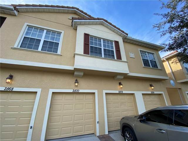 2872 Oakwater Drive B14/U15, Kissimmee, FL 34747 (MLS #S5043859) :: Sarasota Property Group at NextHome Excellence