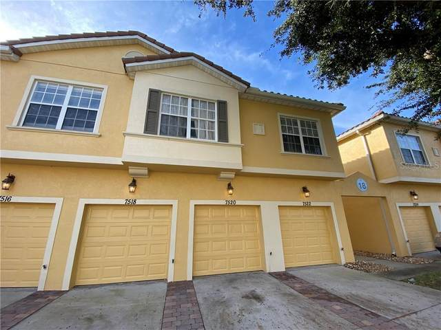 7520 Bliss Way B18/U55, Kissimmee, FL 34747 (MLS #S5043860) :: Sarasota Property Group at NextHome Excellence