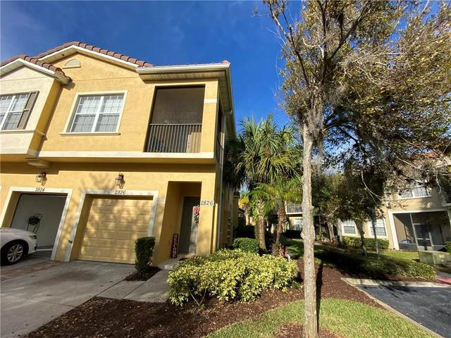 2826 Oakwater Drive B12/U30, Kissimmee, FL 34747 (MLS #S5043877) :: The Brenda Wade Team