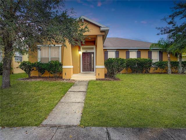 2811 Saint Clair Street, Kissimmee, FL 34746 (MLS #S5043979) :: Griffin Group