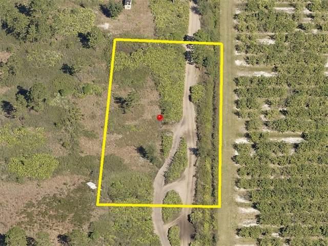 Suburban Ests Sec 30...4144 001G Road, Saint Cloud, FL 34771 (MLS #S5045057) :: Bustamante Real Estate