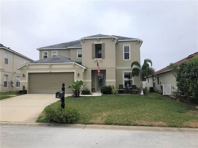 420 Canna Drive, Davenport, FL 33897 (MLS #S5045120) :: Griffin Group