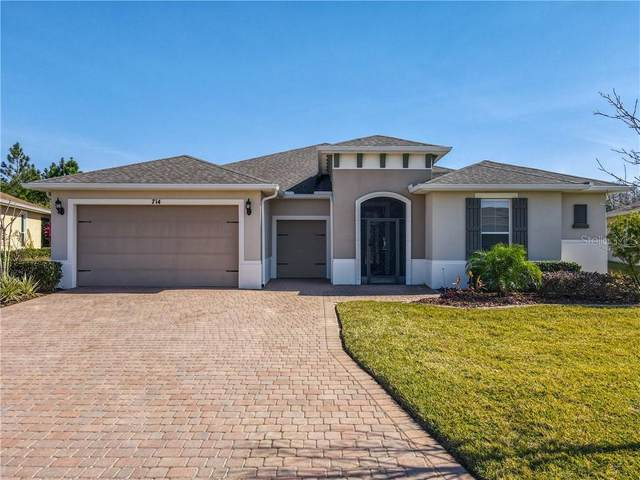 714 Irvine Ranch Road, Poinciana, FL 34759 (MLS #S5045188) :: The Paxton Group
