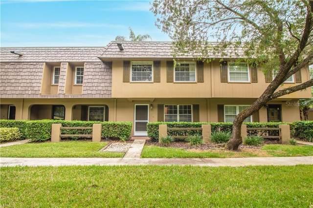 3104 Harrison Avenue D27, Orlando, FL 32804 (MLS #S5045217) :: Armel Real Estate