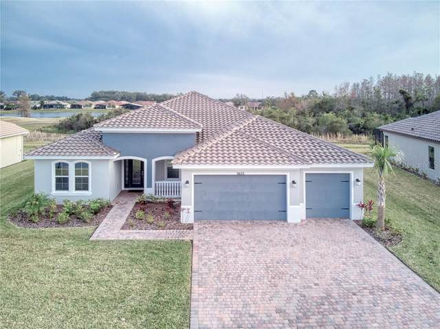 3633 Via Monte Napoleone Drive, Poinciana, FL 34759 (MLS #S5045219) :: Zarghami Group