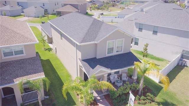 9899 Pecan Hickory Way, Orlando, FL 32832 (MLS #S5045220) :: Tuscawilla Realty, Inc