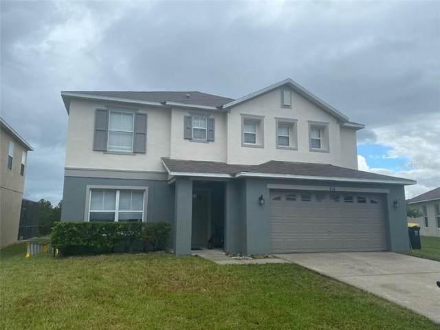 816 Elderberry Drive, Davenport, FL 33897 (MLS #S5045227) :: Gate Arty & the Group - Keller Williams Realty Smart