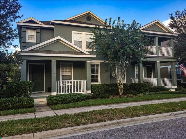 10801 Spider Lily Drive 28B, Orlando, FL 32832 (MLS #S5045230) :: Tuscawilla Realty, Inc