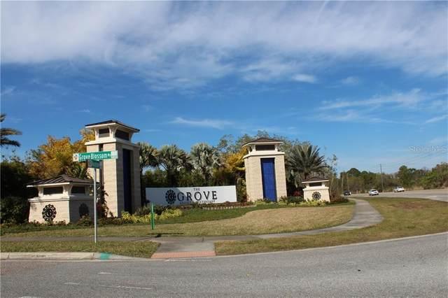 0 Grove Resort Avenue #3408, Winter Garden, FL 34787 (MLS #S5045235) :: The Duncan Duo Team