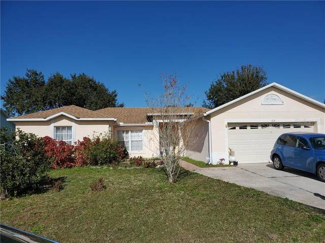 619 Regency Way, Kissimmee, FL 34758 (MLS #S5045267) :: Team Buky