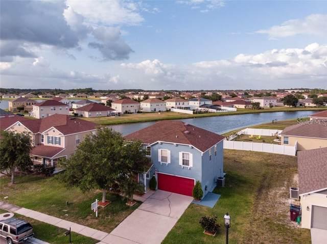 3337 Whistling Trail, Saint Cloud, FL 34772 (MLS #S5045280) :: Everlane Realty