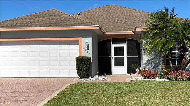 3306 Oak Hill Place, Winter Haven, FL 33884 (MLS #S5045299) :: The Paxton Group