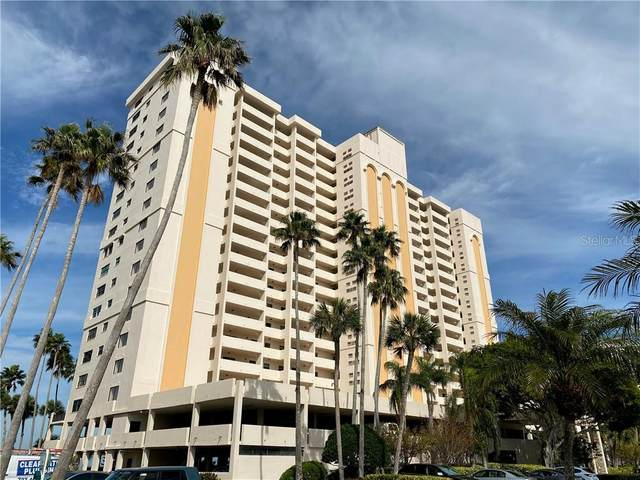 1270 Gulf Boulevard #1503, Clearwater, FL 33767 (MLS #S5045342) :: Griffin Group