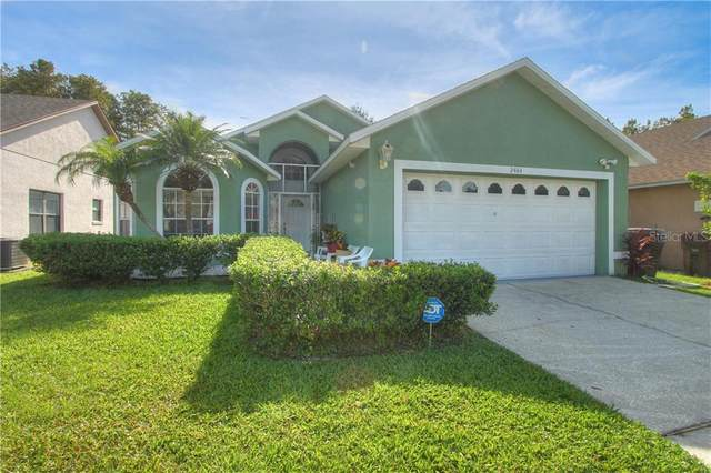2484 Shelby Circle, Kissimmee, FL 34743 (MLS #S5045346) :: GO Realty
