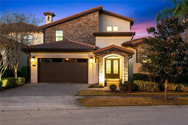 7821 Palmilla Court, Reunion, FL 34747 (MLS #S5045392) :: Young Real Estate