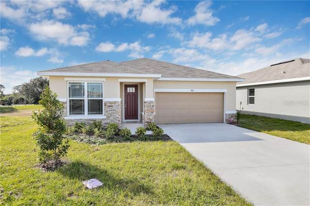 380 Lake Smart Circle, Winter Haven, FL 33881 (MLS #S5045415) :: The Heidi Schrock Team