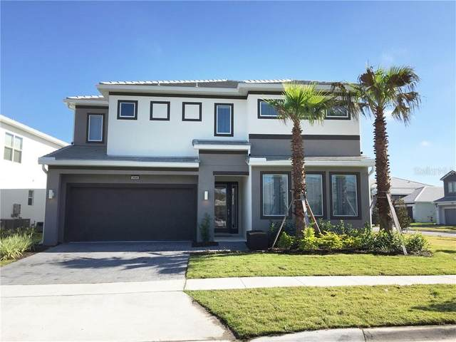 2698 Calistoga Avenue, Kissimmee, FL 34741 (MLS #S5045437) :: Griffin Group