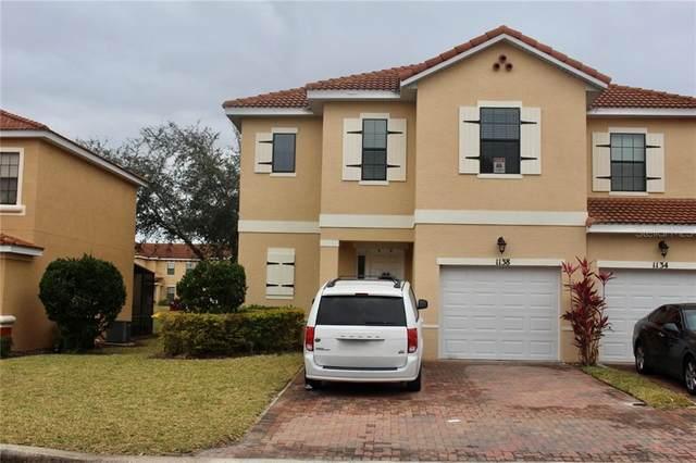 1138 Chervil Drive, Poinciana, FL 34759 (MLS #S5045478) :: Griffin Group