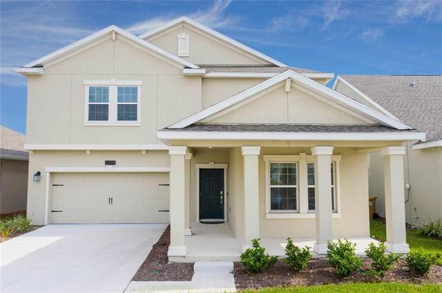2295 Cathedral Rock Drive, Kissimmee, FL 34746 (MLS #S5045484) :: The Duncan Duo Team