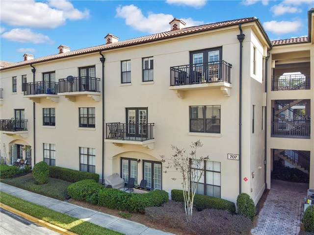 707 Westpark Way #212, Celebration, FL 34747 (MLS #S5045532) :: EXIT King Realty