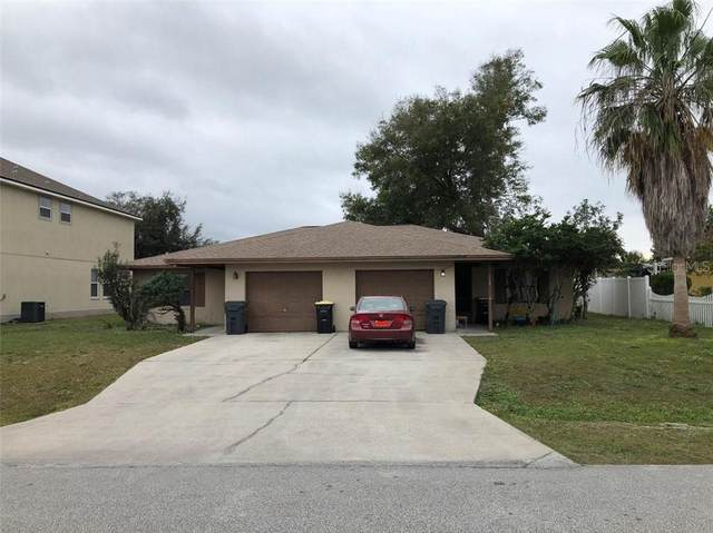 318 Dundee Drive, Poinciana, FL 34759 (MLS #S5045535) :: Gate Arty & the Group - Keller Williams Realty Smart