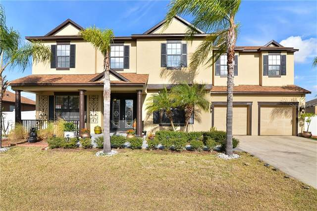3995 Blossom Dew Drive, Kissimmee, FL 34746 (MLS #S5045621) :: Positive Edge Real Estate