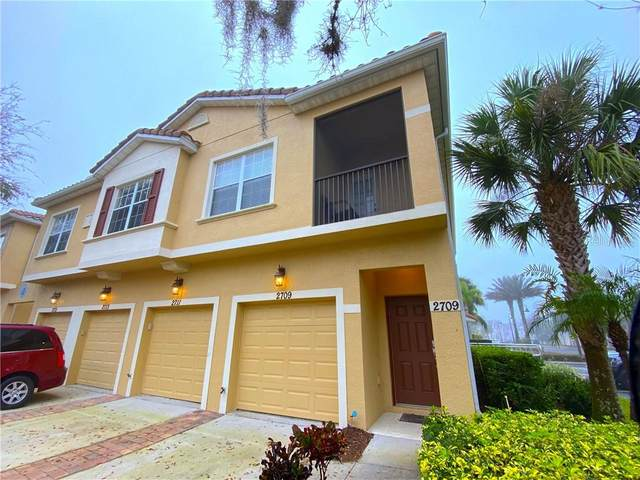 2709 Oakwater Drive B2/U118, Kissimmee, FL 34747 (MLS #S5045635) :: Bustamante Real Estate