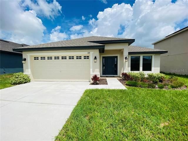 1266 Zambrana Court, Winter Haven, FL 33884 (MLS #S5045646) :: Visionary Properties Inc