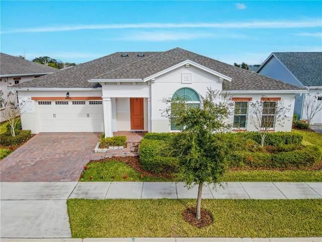 4905 Drawdy Court, Saint Cloud, FL 34772 (MLS #S5045736) :: Positive Edge Real Estate