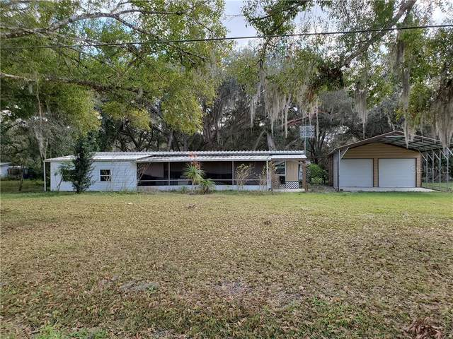 412 Hornsby Lane, Kenansville, FL 34739 (MLS #S5045829) :: Positive Edge Real Estate